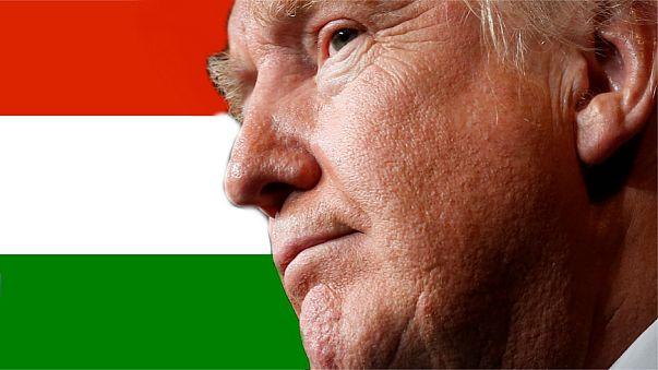 Nem bíznak a magyarok Donald Trumpban