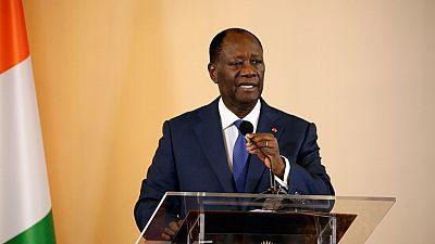 """""""La Côte d'Ivoire ne quittera pas la CPI"""" - Alassane Ouattara"""