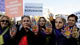 تركيا: مشروع القرار الخاص بالاعتداءات الجنسية
