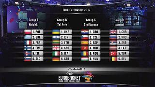 Ευρωμπάσκετ 2017: Οι αντίπαλοι της εθνικής Ελλάδας