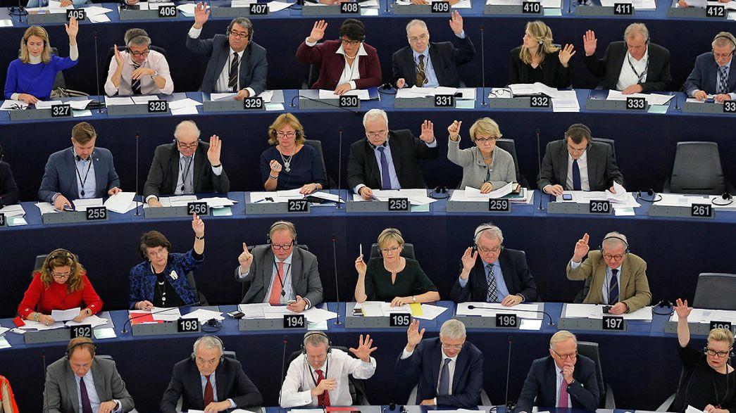 Евродепутаты призвали отложить принятие Турции в ЕС