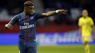 PSG defender Serge Aurier to miss crucial clash against Arsenal