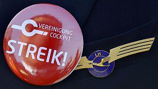 Sztrájk az Eurowingsnél és a Lufthansánál