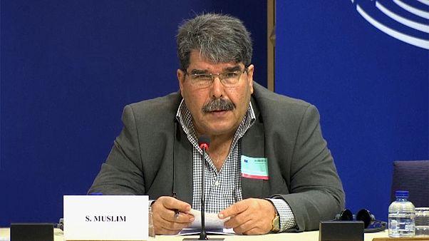 Turchia: mandato d'arresto per leader curdo-siriano Saleh Muslim