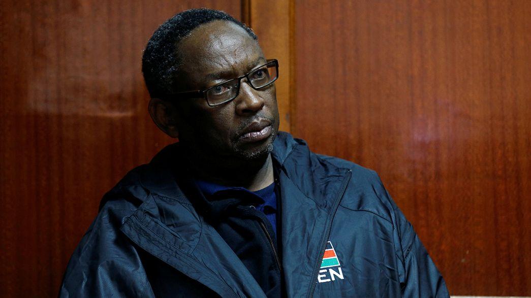 الشرطة تٌلقي القبض على نائب رئيس اللجنة الأولمبية الكينية