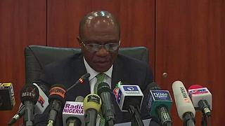 Nigeria's central bank holds rate at 14% amid worsening economic recession