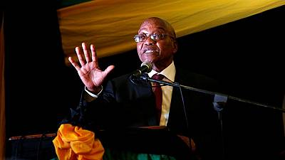 Afrique du Sud : Zuma visé par une enquête criminelle selon l'opposition