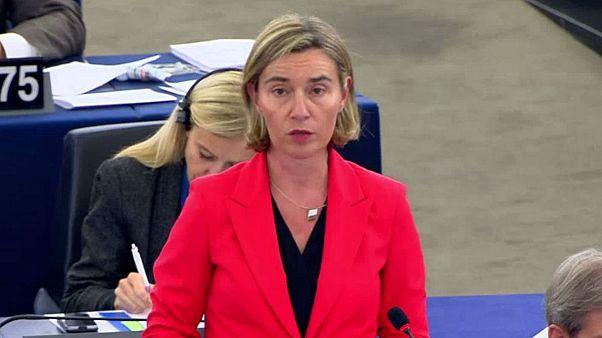 Φ. Μογκερίνι: «Σε κρίσιμο σημείο οι σχέσεις ΕΕ- Τουρκίας»