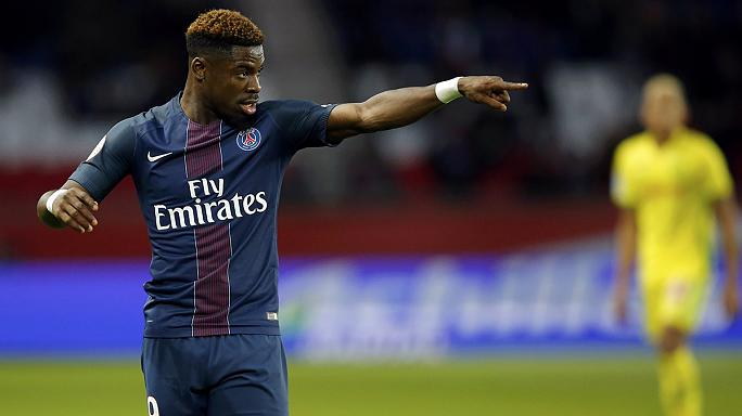 PSG defender Aurier denied entry to UK