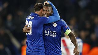 Champions League round-up: Real Madrid and Leicester City book last 16 tickets