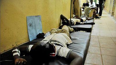 Burkina Faso : les hôpitaux paralysés par une grève