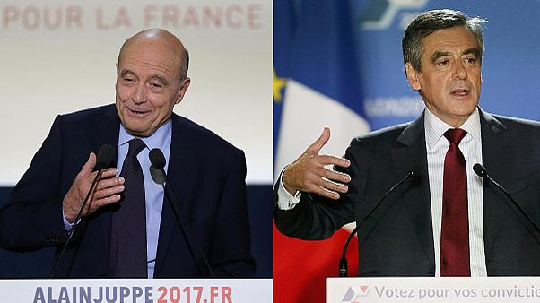Gloves come off in French Republican presidential nomination race