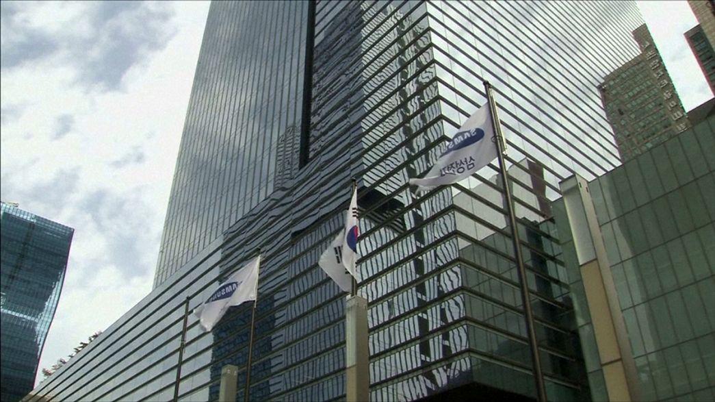 Perquisita sede Samsung a Seul nell'ambito dell'inchiesta per corruzione