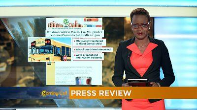 Press Review of November 23, 2016 [The Morning Call]