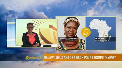 "Malawi ""hyena man"" jailed [The Morning Call]"