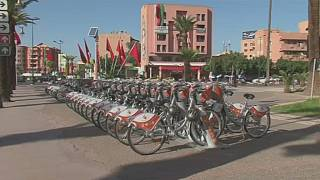 Marrakesh launches Eco friendly bike sharing scheme