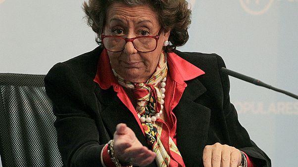 اسبانيا: وفاة باربيرا عضوة مجلس الشيوخ بعد يومين على وقوفها امام المحكمة العليا