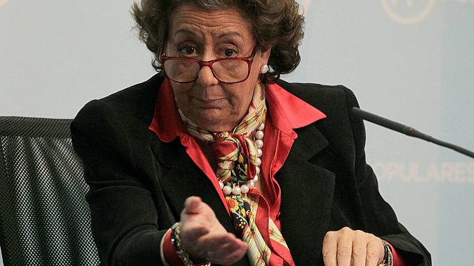 """The Mayoress of Spain"" Rita Barbera dies"