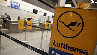 Greve dos pilotos da Lufthansa prolongada por 24 horas