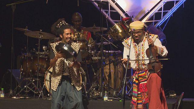 Afrikalı müzisyenlerin dünyaya açılış kapısı: Visa For Müzik Festivali