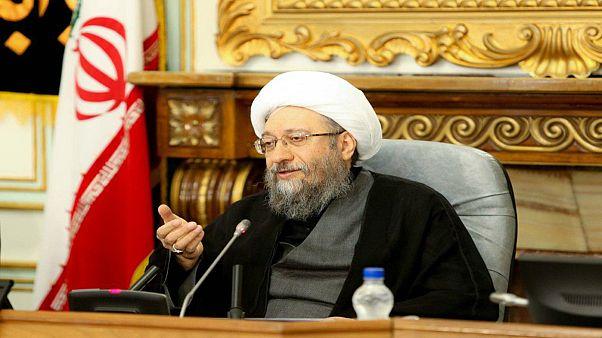 انتقاد رئیس قوه قضائیه از رئیس مجلس و رئیس جمهوری ایران