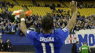 Football : Didier Drogba ne rempilera pas avec l'Impact Montréal