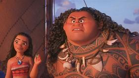 "Disney hopes ""Moana"" will mean South Seas box-office magic"