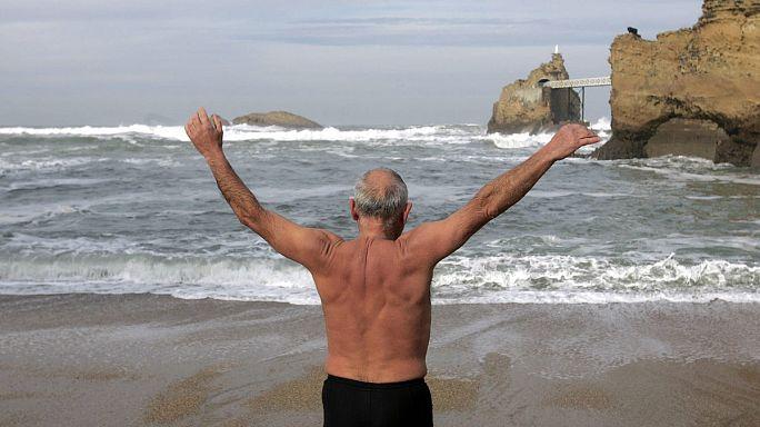 Lebenserwartung der Europäer steigt
