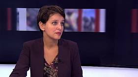French Education Minister Najat Vallaud Belkacem spells out her hopes for the future of the country's education system
