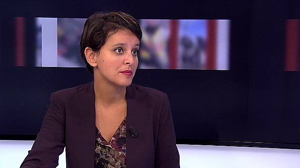 """Najat Vallaud Belkacem, ministra de Educación de Francia: """"Pagaremos mejor a los profesores donde sea más difícil enseñar"""""""