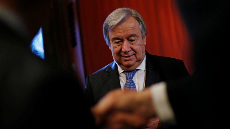 Putin recebe António Guterres para debater Síria, Ucrânia e terrorismo
