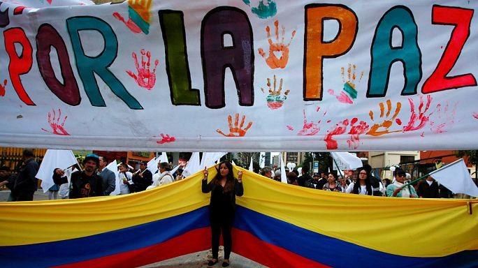 Colombia: el largo camino a la paz
