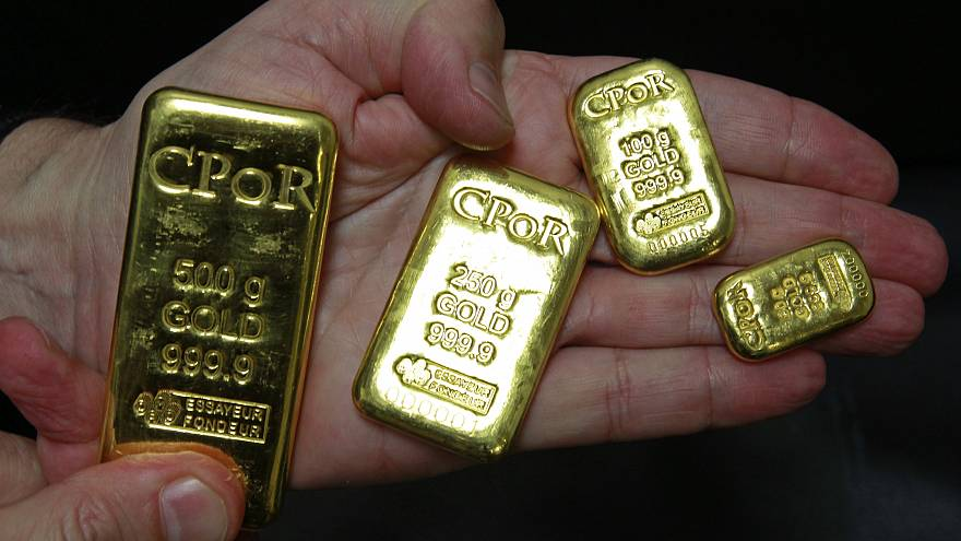 French heir discovers 100kg of gold hidden in house