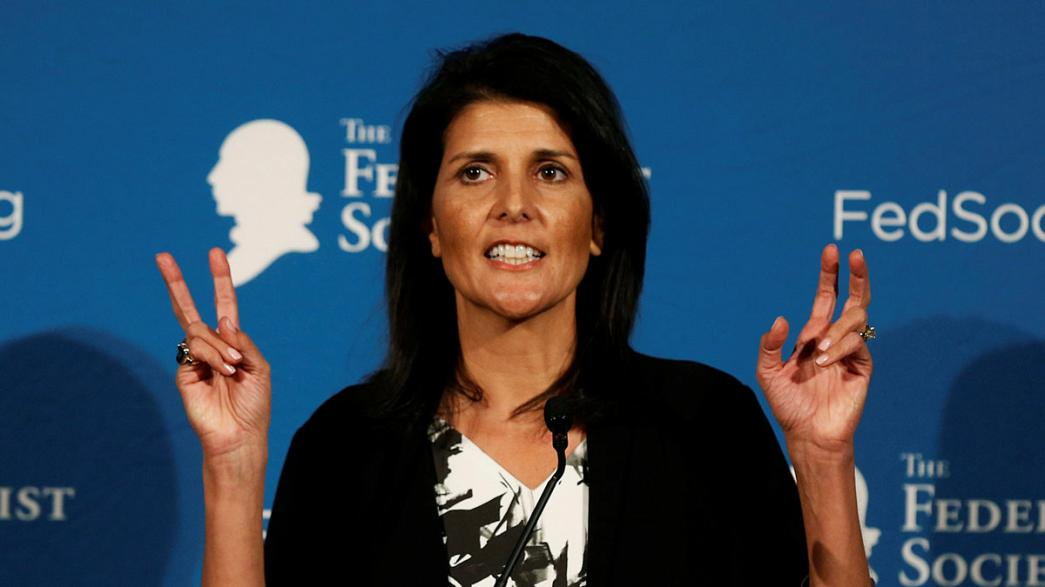 Antiga crítica de Trump, Nikki Haley foi escolhida para embaixadora dos EUA na ONU