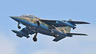 Nigerian jets bomb Boko Haram camps in northeastern Borno