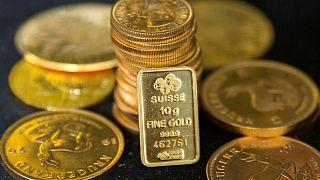 Miras kalan evde 100 kg altın buldu