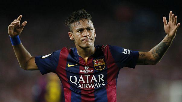 Calcio: Neymar rischia due anni di carcere