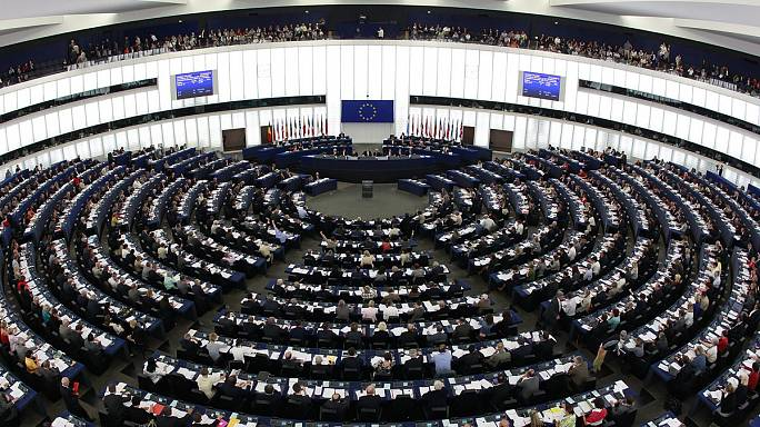 EU passes anti-propaganda resolution, angers Russia's Putin