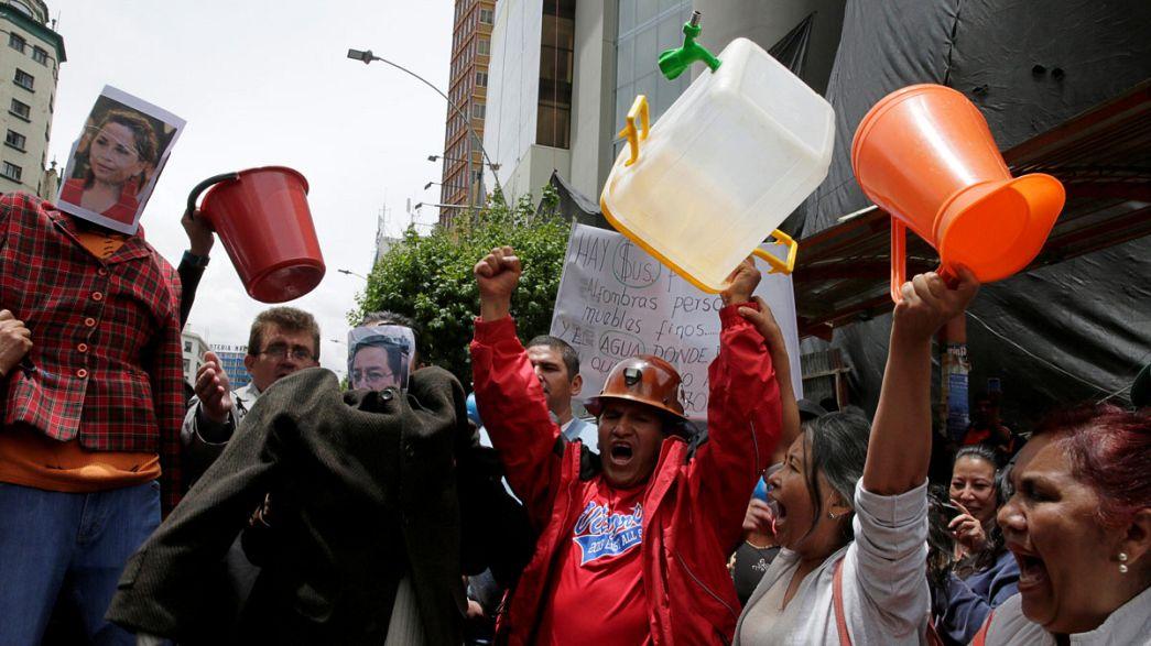 Боливия просит пить
