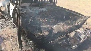 Βομβαρδισμός στα βορειοδυτικά, με θύματα αμάχους