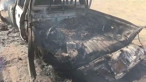 Yemen'de hava saldırılarında ölen sivillerin sayısı artıyor