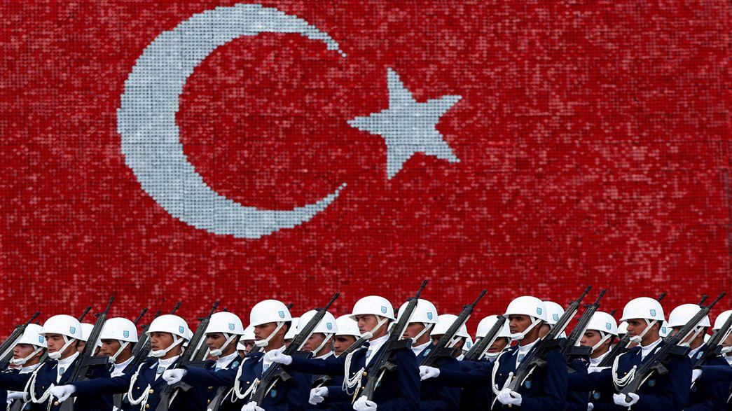 Breves de Bruxelas: cimeira UE-Ucrânia e voto sobre Turquia