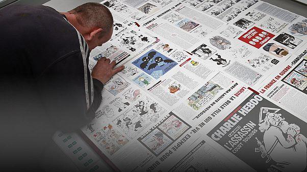 Wöchentliches Karlchen: Charlie Hebdo kommt auf Deutsch