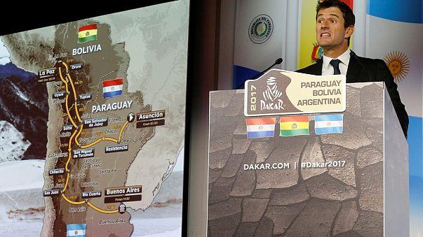 Rallye Dakar 2017: Aktuelle Streckenführung vorgestellt