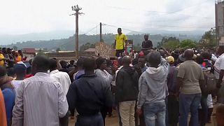 Nyelvi ellentétek okoznak feszültséget Kamerunban
