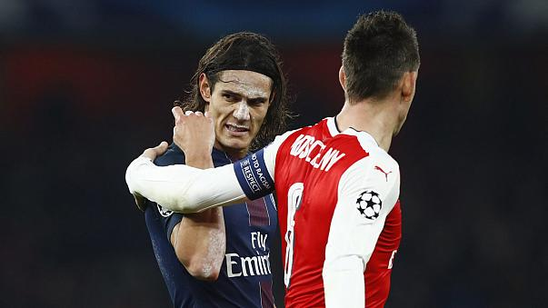 Champions League round-up: Arsenal held to draw by PSG as Barcelona eliminate Celtic