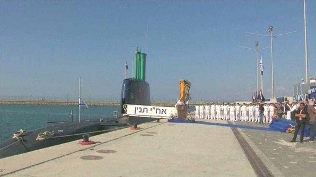 Израиль: полиция проверит сделку по покупке субмарин у Германии