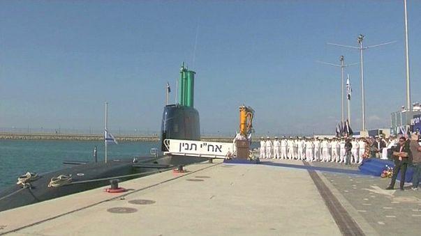 Korruptionsverdacht: Deutsche U-Boote bringen Netanjahu in Bedrängnis