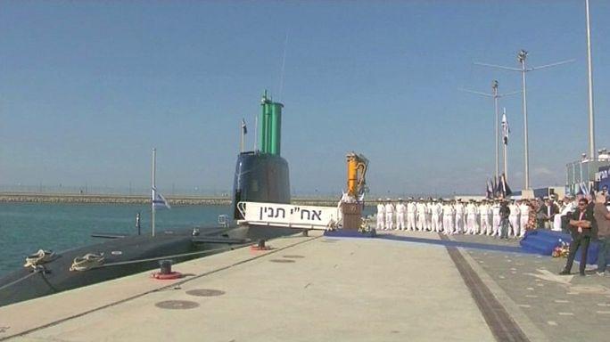 Israel: contrato naval com a Alemanha vai ser investigado