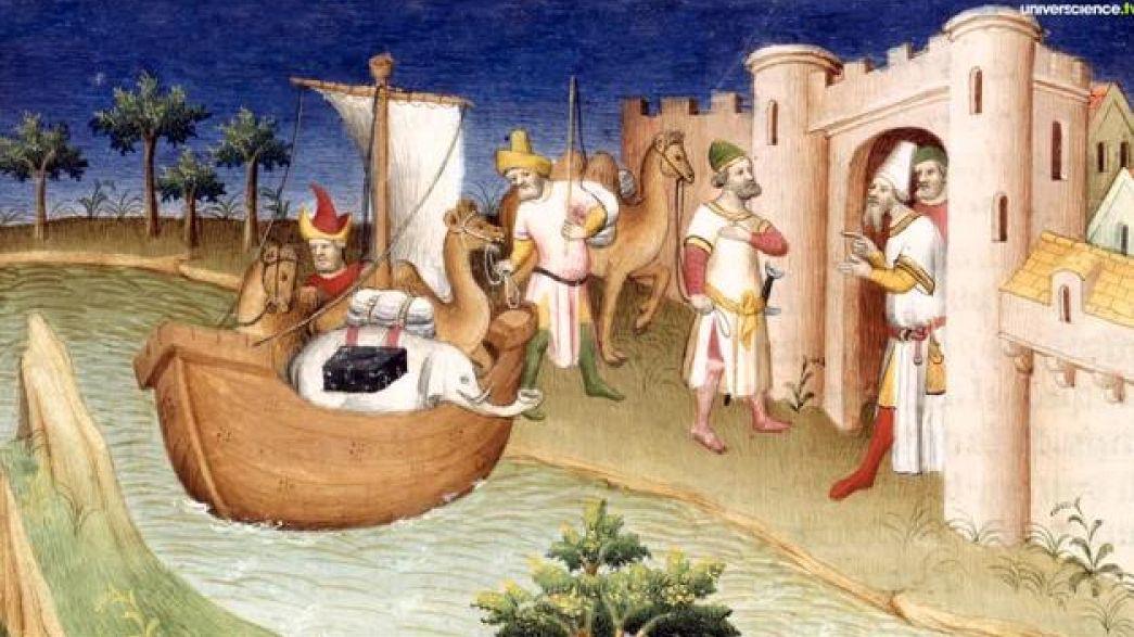Le commerce avec le monde musulman au Moyen Âge